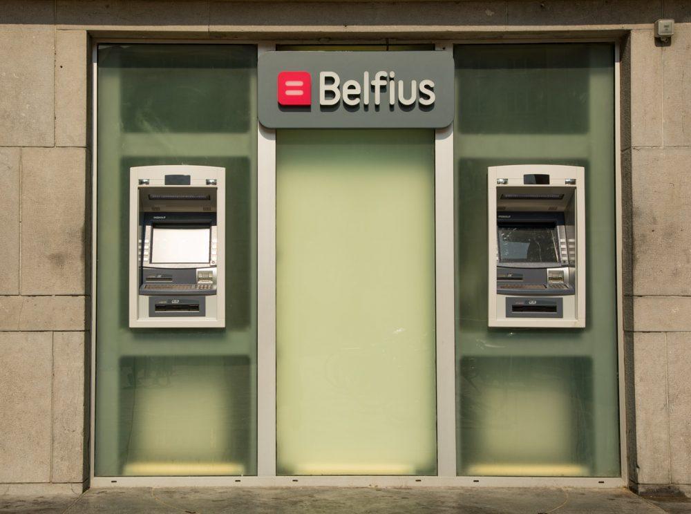 geldautomaten in Oostende