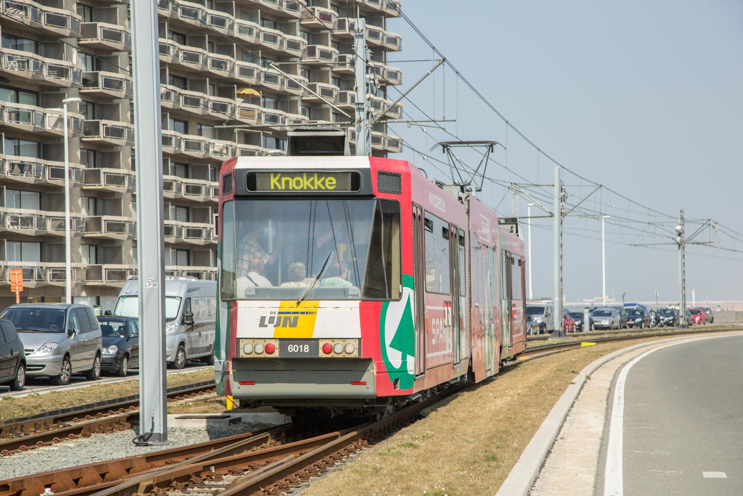 Vervoer in Oostende: de kusttram